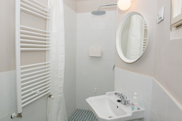 West End City Center Apartment Budapest - shower