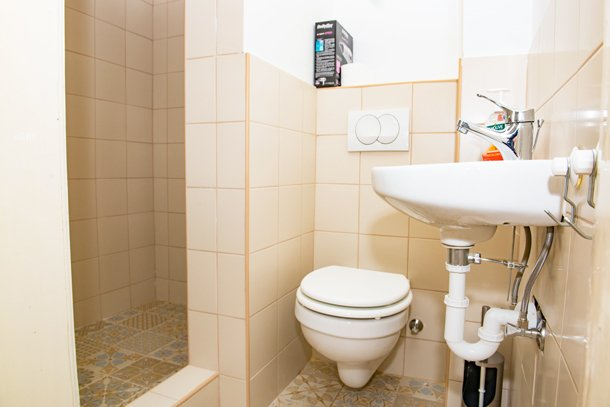 West End City Center Apartment Budapest - toilet
