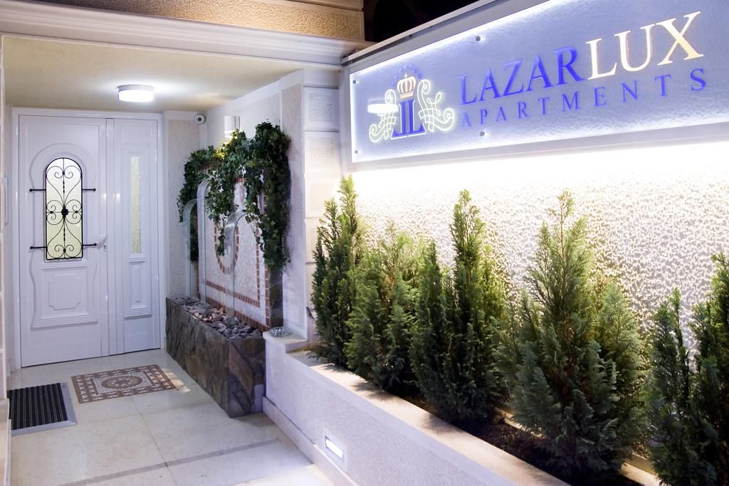 Lazar Lux Apartments u Beogradu