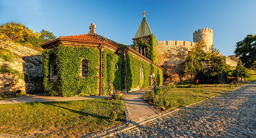 The Grand Belgrade Fortress and Park - Kalemegdan