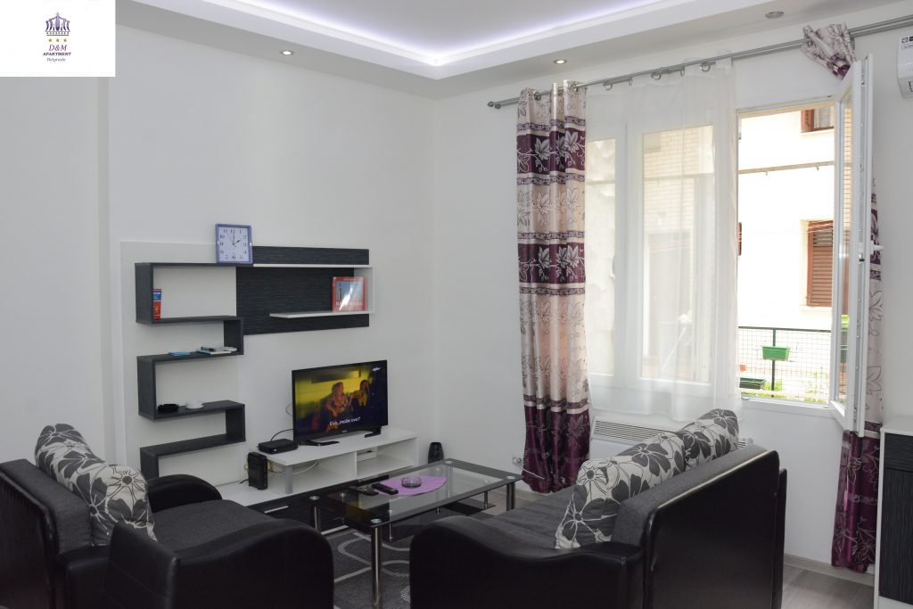 D&M Apartment Belgrade, apartman se nalazi u Beogradu