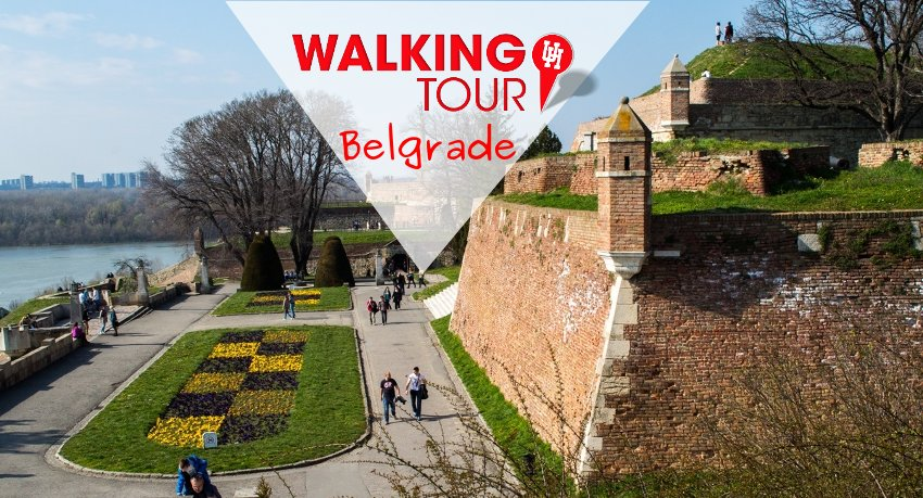 Walking Tour Belgrade Center - Kalemegdan