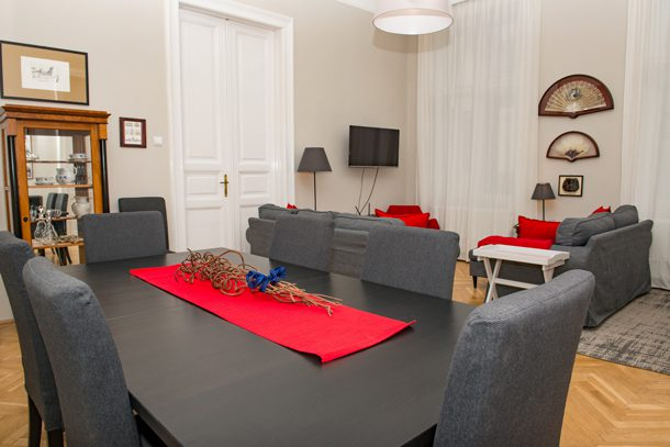 West End City Center Apartment Budapest