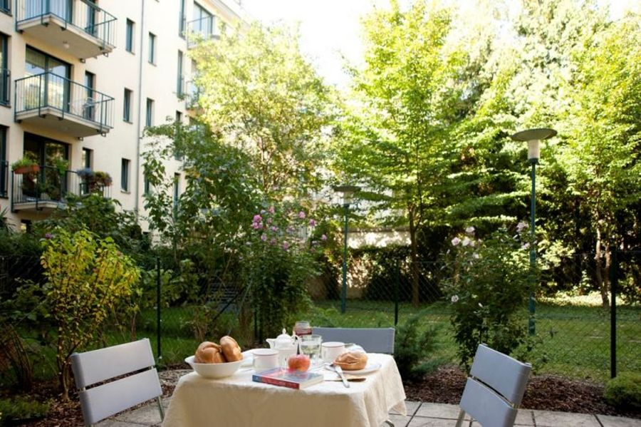Charming One-Bedroom Ferchergasse Apartment - terrace