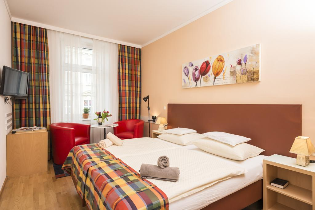 Cozy Ferchergasse Studio Apartment 5 - 2 single beds 2