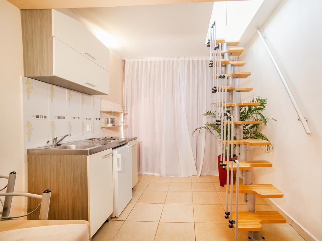 Duplex Apartment - kitchen