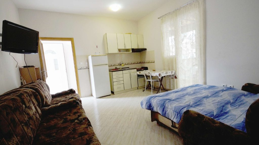 Studio Apartment Budva, Montenegró