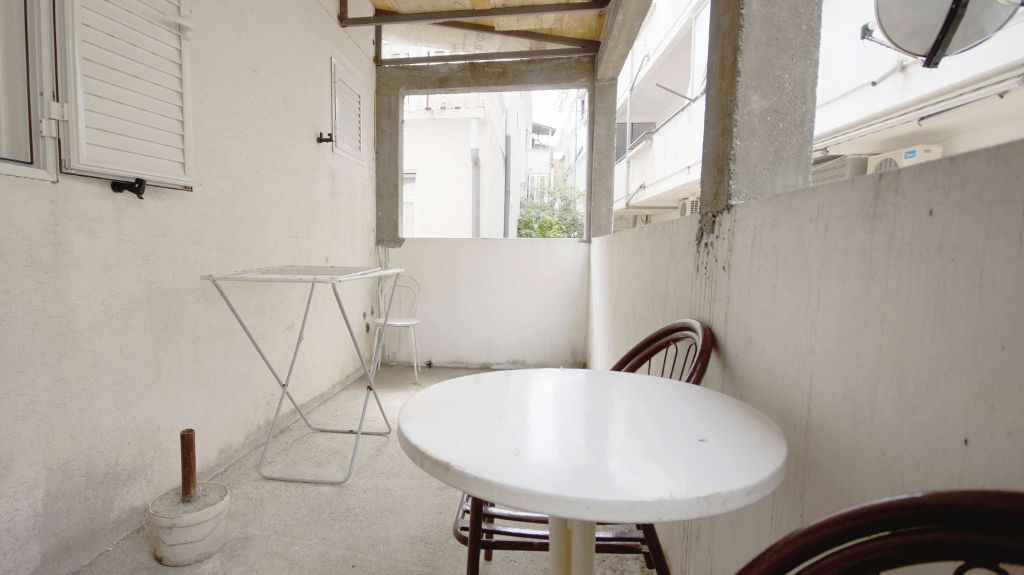 Studio Apartment Budva - terrace