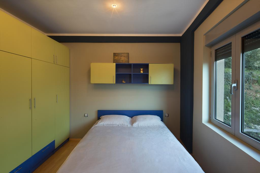 Superior Apartment - blue double bed