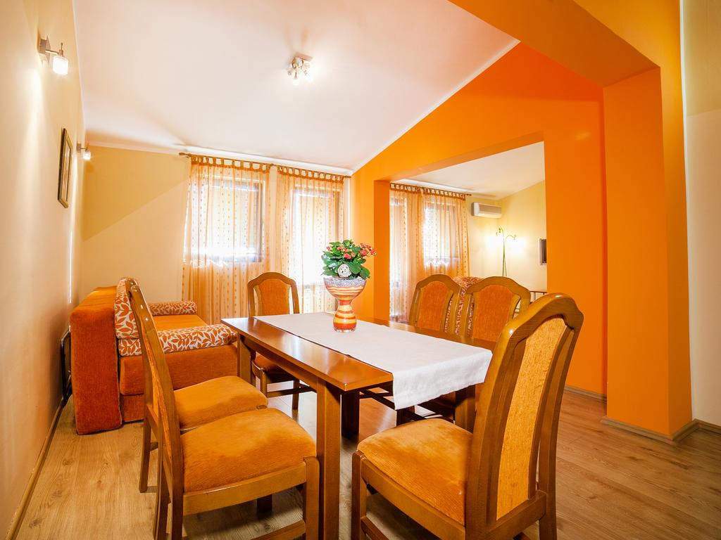 Two-Bedroom Apartment - dining table