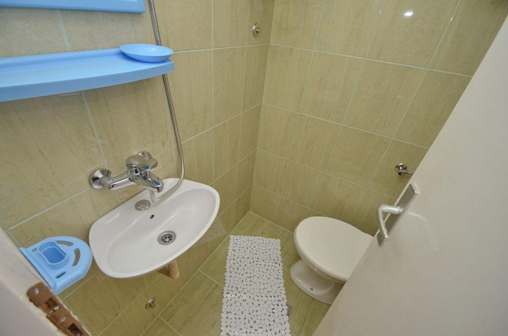 Two Bedroom Comfort Apartment - Budva - bathroom