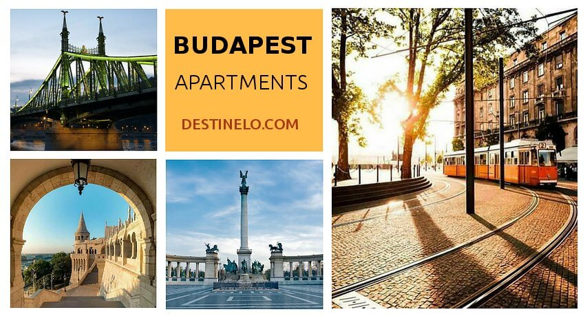 Budapest apartments - Accommodation in Budapest Centre ...